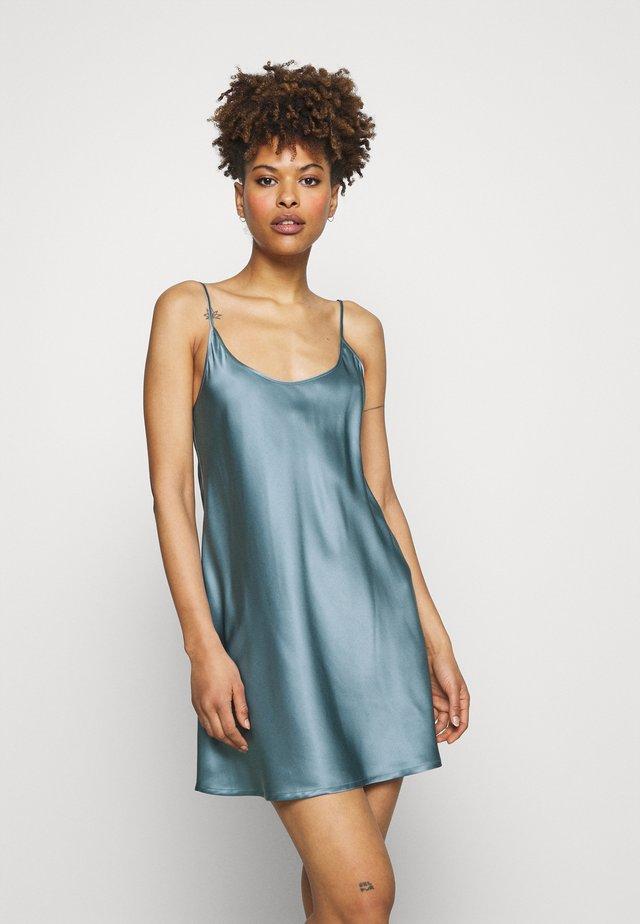 SHORT SLIPDRESS - Camicia da notte - light blue