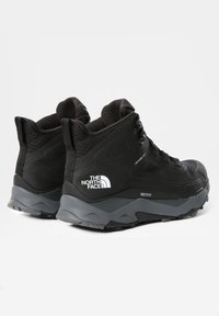 The North Face - M VECTIV EXPLORIS MID FUTURELIGHT - Hiking shoes - tnf black/zinc grey - 3