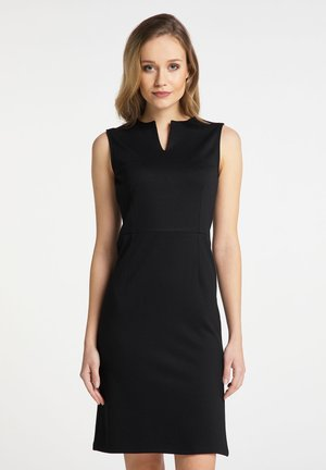 Shift dress - schwarz