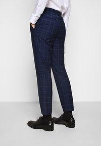 HUGO - Suit trousers - dark blue - 3