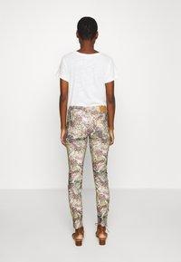 Mos Mosh - VICTORIA MAYA PANT - Trousers - oil green - 2