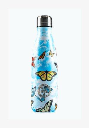 REUSABLE BUTTERFLIES - Drink bottle - blue