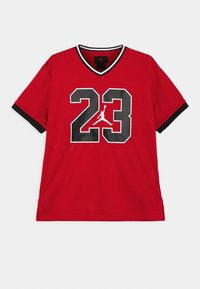 Jordan - MARCH MADNESS UNISEX - T-shirt z nadrukiem - gym red - 0