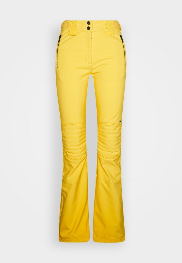 Zimní kalhoty - banging yellow