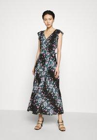 Diane von Furstenberg - ISLA - Denní šaty - lilac/black - 0