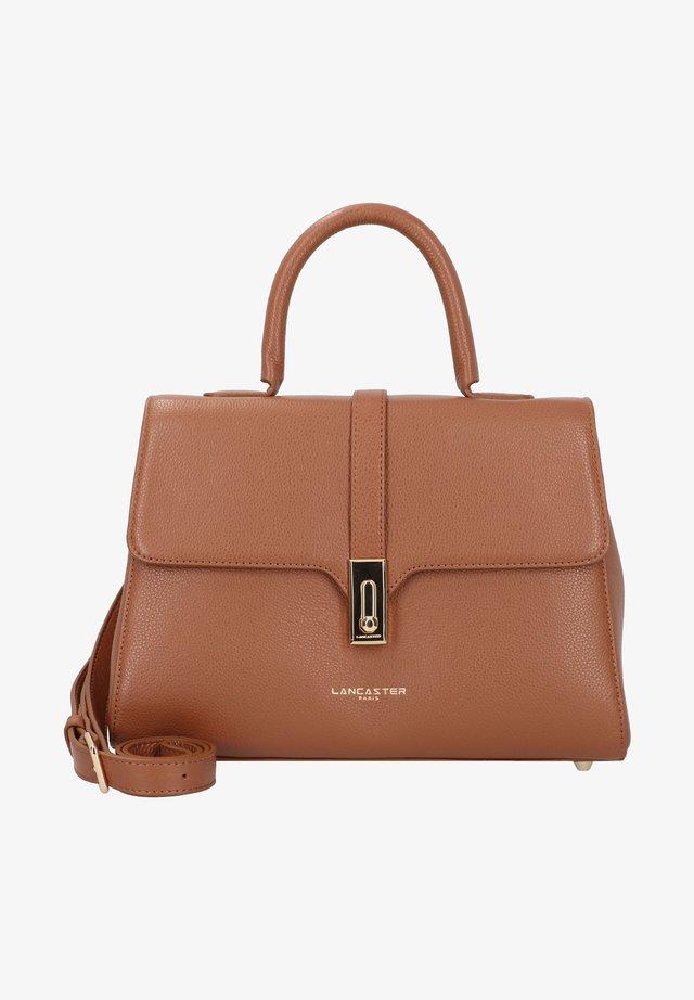MILANO HANDTASCHE LEDER 28 CM - Handbag - camel