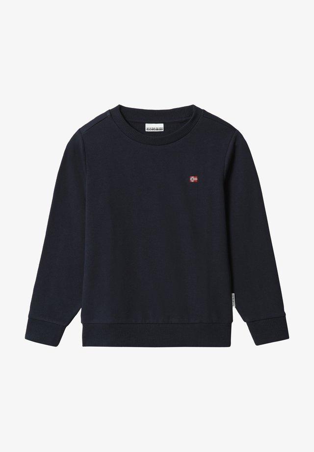 BALIS CREW - Sweater - blu marine