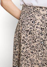 Ivyrevel - A-LINE MINI SKIRT - A-line skirt - black - 4