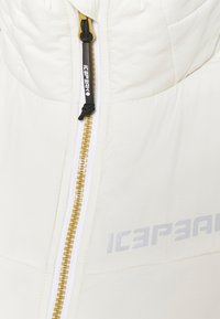Icepeak - DAHN - Waistcoat - natural white - 2