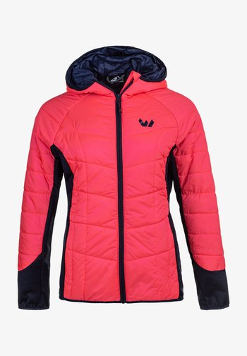 THEA - Outdoor jacket - pitaya pink