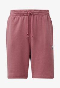 adidas Originals - R.Y.V. SHORTS - Shorts - pink - 7