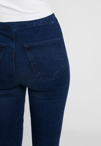 Topshop Tall - HOLDING POWER JONI - Jeans Skinny Fit - indigo - 5