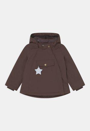 WANG UNISEX - Winter jacket - dark choco