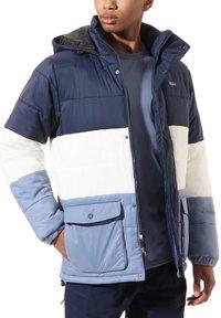 Vans - MN BURNS MTE - Winter jacket - drsbls/antiquewht/infnty - 0
