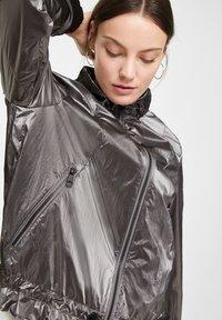comma casual identity - Summer jacket - grey - 3