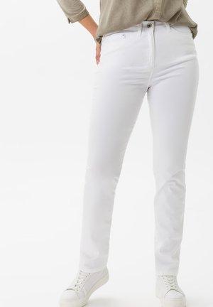 STYLE LAURA TOUCH - Pantalon classique - white