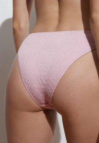 OYSHO - Bikini bottoms - mauve - 3