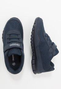 Kappa - FOLLOW - Chaussures d'entraînement et de fitness - navy/white - 0