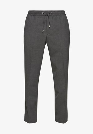 SIDE STRIPE PANTALON COSTUM - Kalhoty - grey