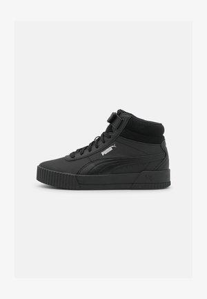 CARINA MID - Sneakersy wysokie - puma black