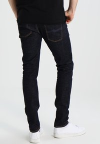 Nudie Jeans - TIGHT TERRY - Vaqueros pitillo - rinse twill - 2