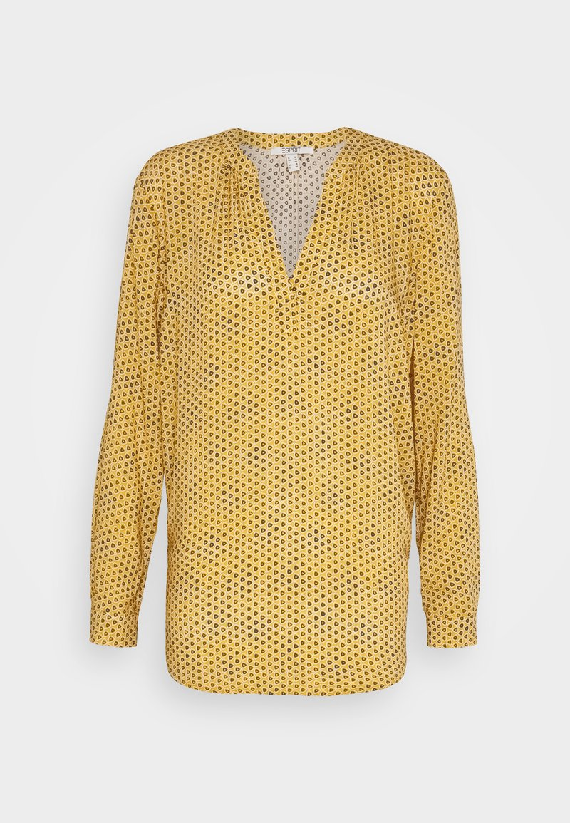 Esprit - CORE FLUENT  - Blouse - brass yellow