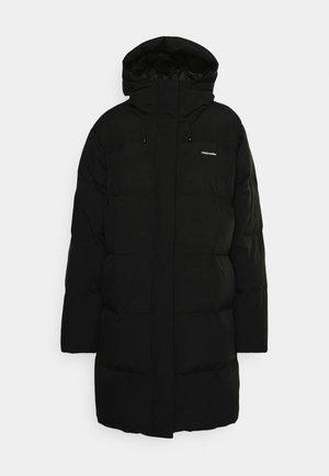 LOEN JACKET - Down coat - black