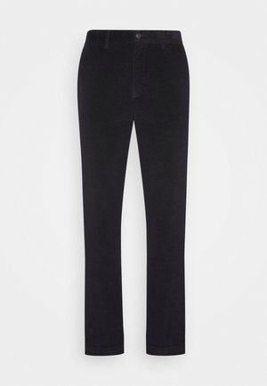 COMO PANTS - Stoffhose - dark navy