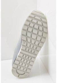 Talence - SOCK-STIL - Scarpe senza lacci - grau - 5