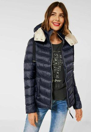 STEPP OPTIK - Winter jacket - blau