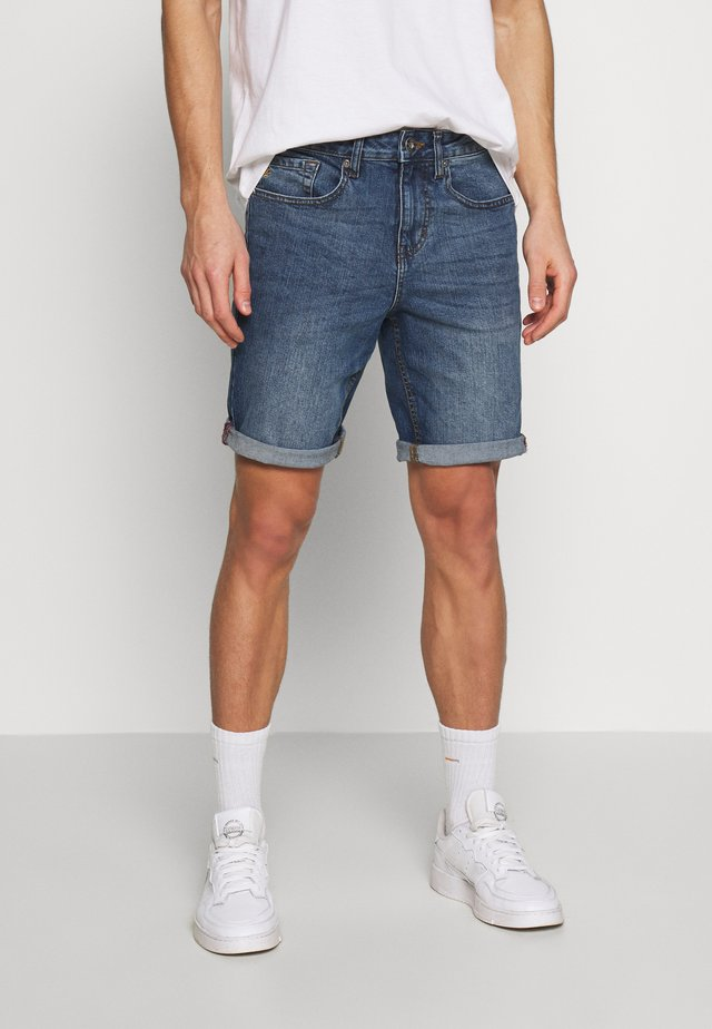 MID BLUE  - Shorts - lonestar