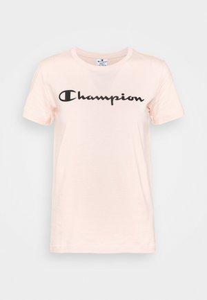 CREWNECK - T-shirt print - pink