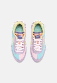 Puma - FUTURE RIDER SLASH - Baskets basses - light lavender/pink lady - 4