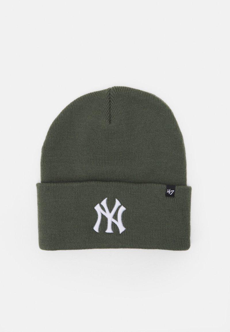'47 - NEW YORK YANKEES HAYMAKER CUFF UNISEX - Beanie - moss