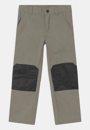 PAYTON UNISEX - Outdoor trousers - dark khaki