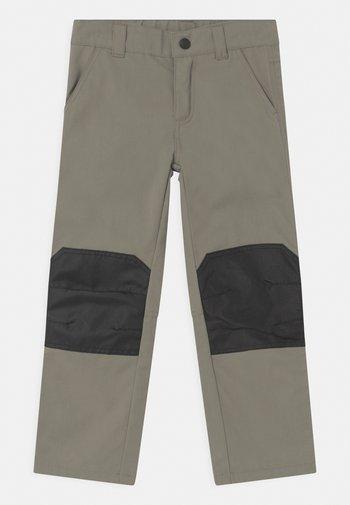 PAYTON UNISEX - Outdoor trousers - dark khaki