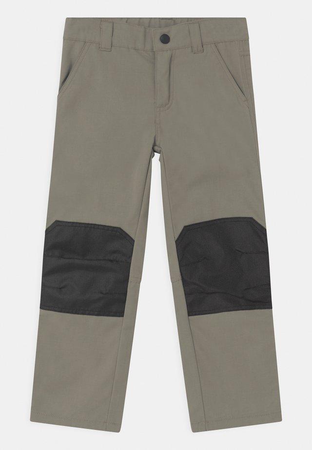 PAYTON UNISEX - Długie spodnie trekkingowe - dark khaki