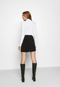Second Female - BOYAS NEW SKIRT - A-line skirt - black - 2