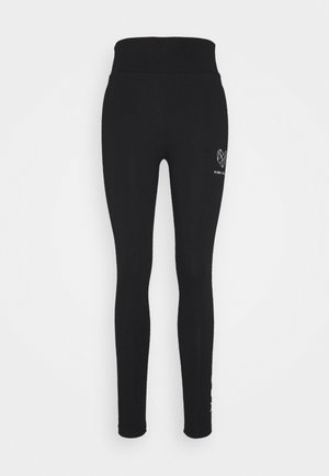 KANE LIFESTYLE - Tights - black/white