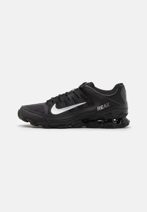 REAX 8  - Sports shoes - black/metallic silver