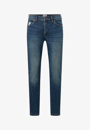 GREENSBORO - Jeans straight leg - dirty green