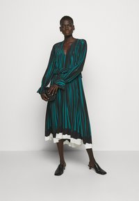 Paul Smith - WOMENS DRESS - Day dress - petrol - 1