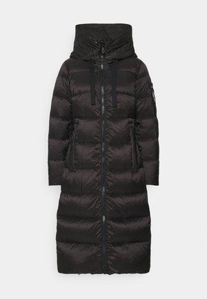 NUNKI - Down coat - black
