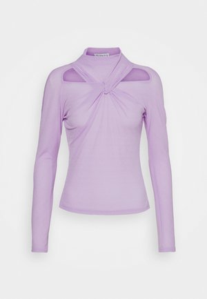 MAIA - Long sleeved top - lilac