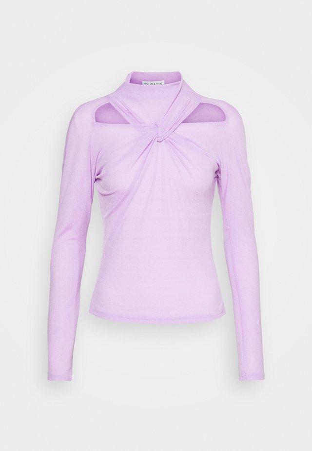 MAIA - Longsleeve - lilac