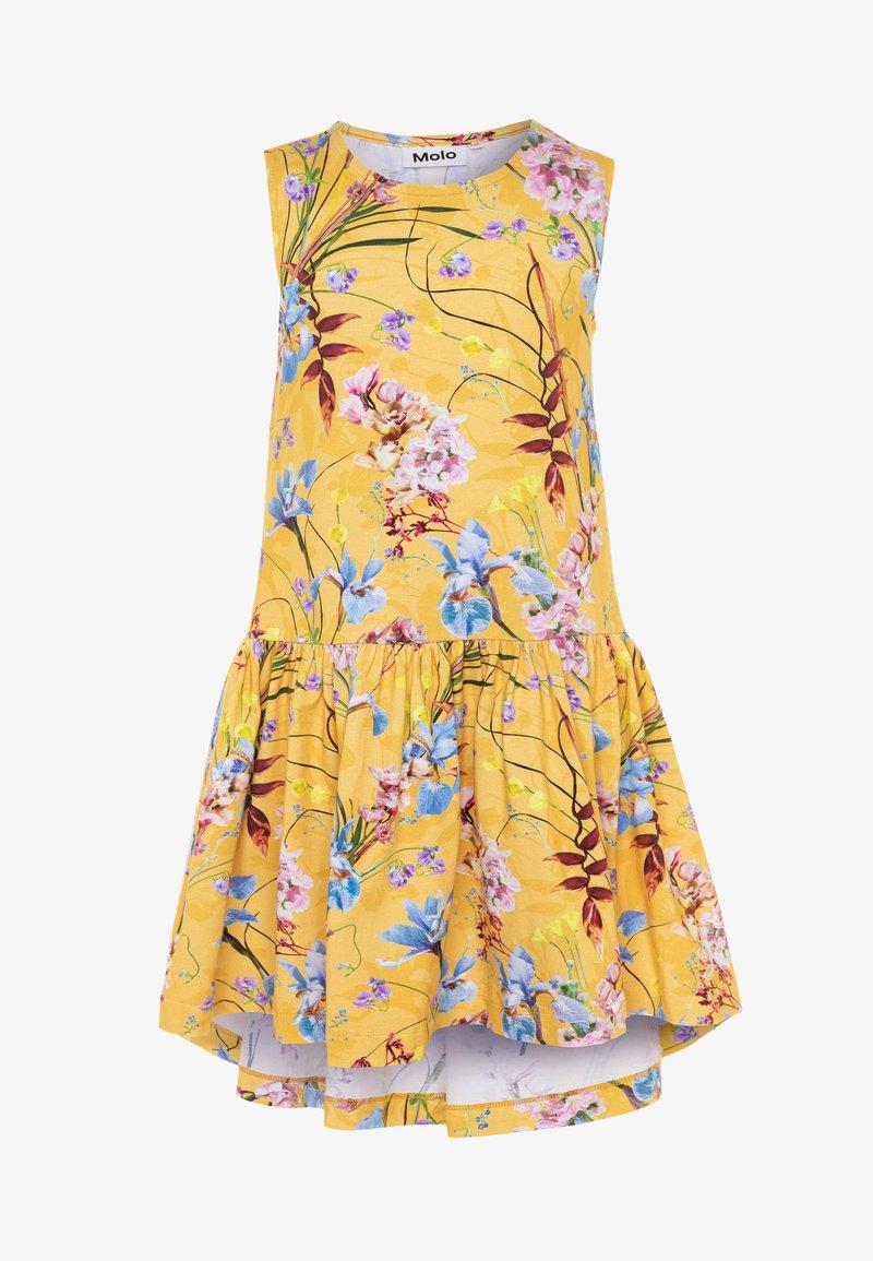Molo - CANDECE - Jersey dress - yellow