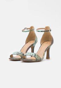 Alma en Pena - Sandals - aqua - 2
