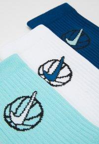 Nike Performance - BASKETBALL SOCKS 3 PACK - Sports socks - multicolor - 1
