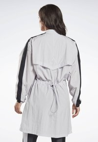 Reebok - STUDIO HIGH INTENSITY JACKET - Short coat - sterling grey - 2