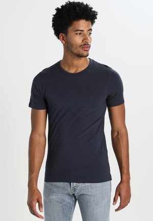 NOOS - T-shirt - bas - navy blue
